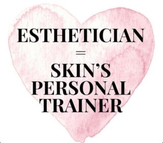 Top Ten Benefits of Having a Skin Trainer (aka Esthetician🤓) ✔️Education/Accurate Information ✔️Reduce Consumer Overwhelm ✔️Accountability ✔️Individualized Treatment Plan ✔️Guidance ✔️Variety ✔️Short & Long Term Goals ✔️Better Improvements ✔️Maintenance/Adjustments ✔️Safe Haven To Relax I mean...I could easily make this a list of 20 reasons but I think you get the gist...having a personal skin trainer is a really great idea! #esthetician #skincare #skinbenefits #bestyesty #holisticskincare #goodideas #skinmaintenance