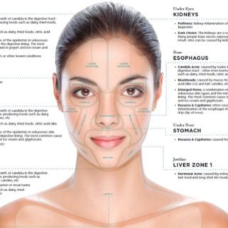 """Holistic Skin Mapping. What is it?  The skin is a genius communicator & shares muchwith the body on a daily basis. From breakouts to rosacea to dry skin & blackheads, the skin tells us exactly what is going on with our bodies.   Our internal health is mirrored by our skin, so it is important to pay attention to what our skin is saying! Holistic Skin Mapping canhelpidentify the source of certain skin problems so that they can be addressed from the inside and out.  """"Mapping the skin is an ancient medical practice that began thousands of years ago in China,"""" says Dr Ben Johnson, M.D., founder of Osmosis Skincare. """"The skin has connections to all of the other organs. In my research, there are many organ connections that are visibly reflected on the face. Over the last decade, I have been analyzing images and medical histories from my client's skin patients which led me to discover consistent patterns and causes related to most skin conditions.""""  Skin Mapping is a way to identify what causes the skin to malfunctionso that it can be addressed holistically...which is exactly what I do! #skinmapping #skinanalysis #glowfromtheinsideout #acne ##blackheads #rosacea #holisticskincare #holisticesthetician #osmosisskincare #osmosisbeauty"""